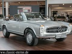 Mercedes Benz SL 280 280 SL W113 Pagode eine Rarität | 1. Hd | 22tkm