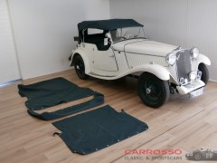 ANDERE 1½ Litre Sports 4 seater
