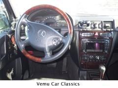 Mercedes Benz  G500L (Schwarz/schwarz & Japan Import)
